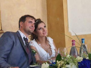 Le nozze di Mariano e Alessandra