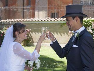 Le nozze di Gianluca e Stefania