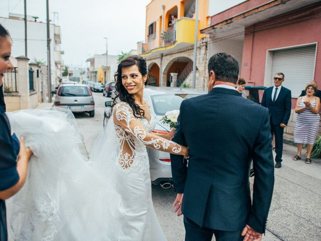 Il matrimonio di Diego e Francesca a Cellino San Marco, Brindisi 24