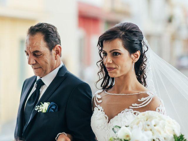 Il matrimonio di Diego e Francesca a Cellino San Marco, Brindisi 27