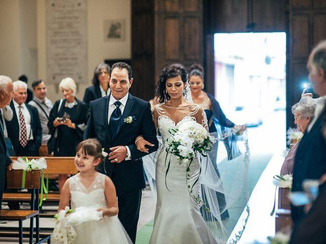 Il matrimonio di Diego e Francesca a Cellino San Marco, Brindisi 28