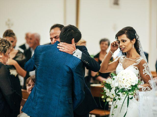 Il matrimonio di Diego e Francesca a Cellino San Marco, Brindisi 29