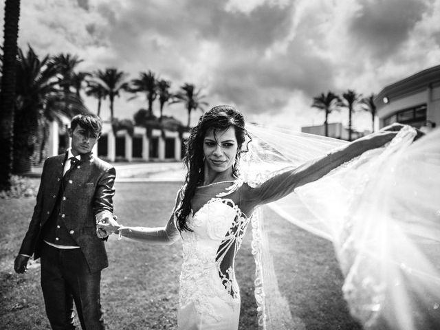 Il matrimonio di Diego e Francesca a Cellino San Marco, Brindisi 49