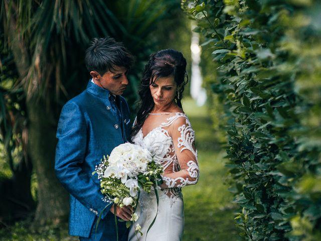 Il matrimonio di Diego e Francesca a Cellino San Marco, Brindisi 60