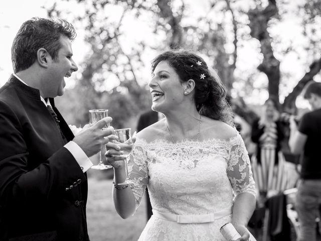 Le nozze di Sarah e Alessio