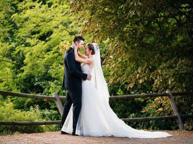 le nozze di Felicia e Adrian
