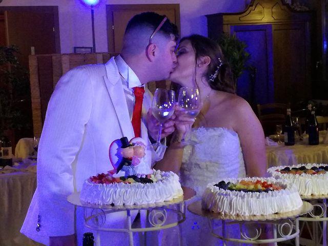 Le nozze di Geraldine  e Mario