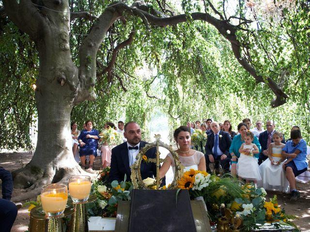 Il matrimonio di Vincenzo e Giovanna a Magnago, Milano 4