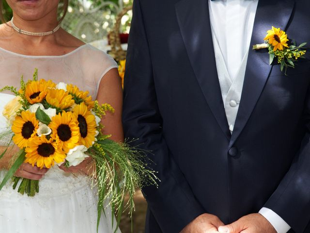 Il matrimonio di Vincenzo e Giovanna a Magnago, Milano 11