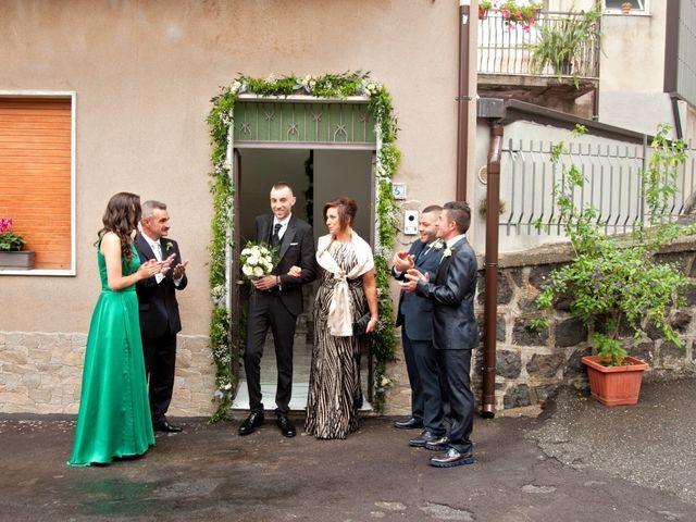 Il matrimonio di Fabio e Maria a Moio Alcantara, Messina 19
