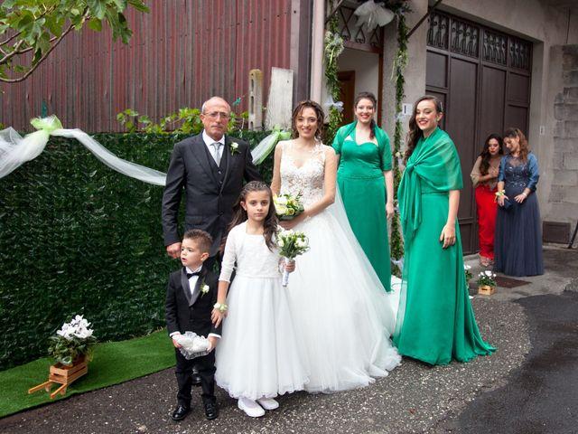 Il matrimonio di Fabio e Maria a Moio Alcantara, Messina 75
