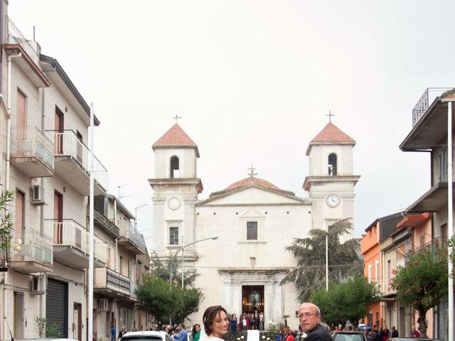 Il matrimonio di Fabio e Maria a Moio Alcantara, Messina 78