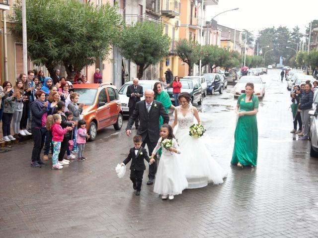 Il matrimonio di Fabio e Maria a Moio Alcantara, Messina 79