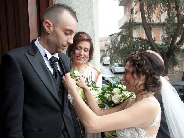 Il matrimonio di Fabio e Maria a Moio Alcantara, Messina 80