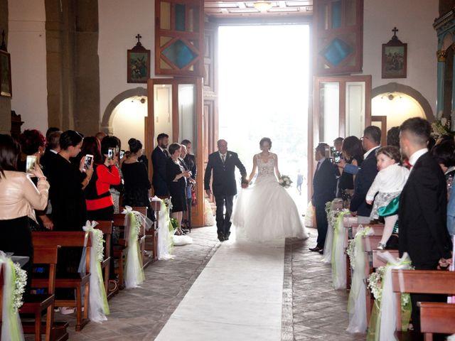 Il matrimonio di Fabio e Maria a Moio Alcantara, Messina 82