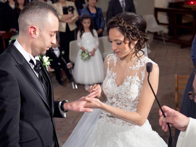 Il matrimonio di Fabio e Maria a Moio Alcantara, Messina 91