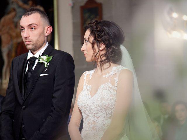 Il matrimonio di Fabio e Maria a Moio Alcantara, Messina 96