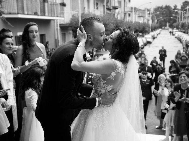 Il matrimonio di Fabio e Maria a Moio Alcantara, Messina 104