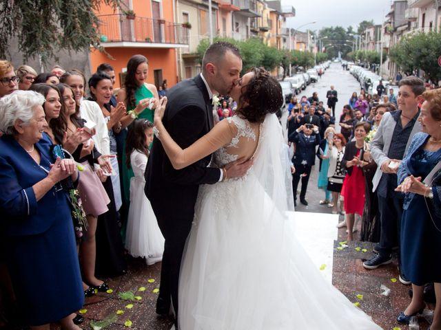 Il matrimonio di Fabio e Maria a Moio Alcantara, Messina 105