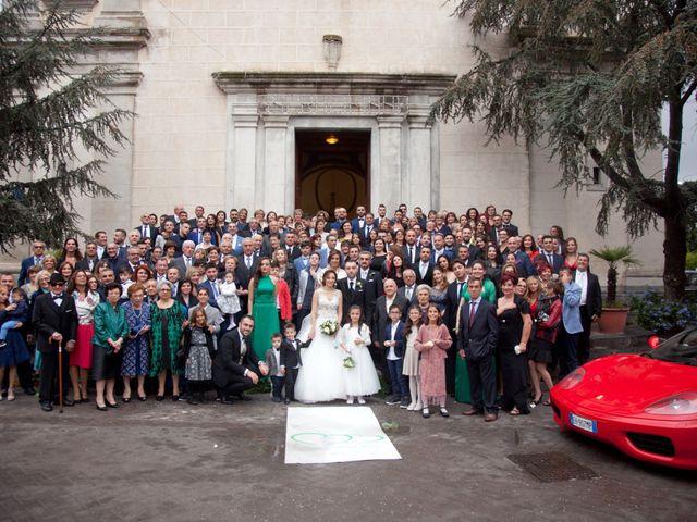Il matrimonio di Fabio e Maria a Moio Alcantara, Messina 106