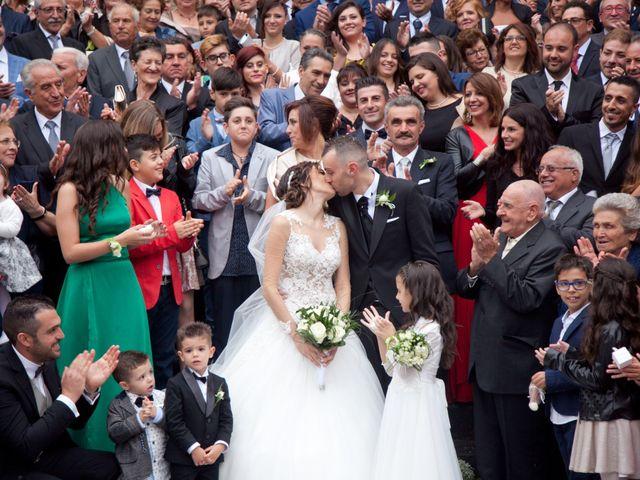 Il matrimonio di Fabio e Maria a Moio Alcantara, Messina 108