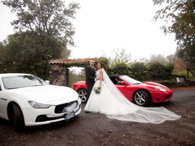 Il matrimonio di Fabio e Maria a Moio Alcantara, Messina 109