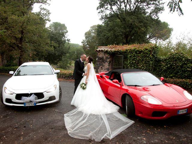 Il matrimonio di Fabio e Maria a Moio Alcantara, Messina 112