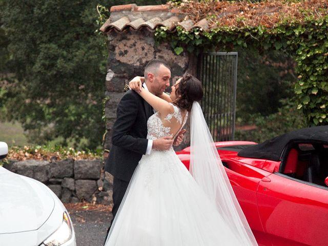 Il matrimonio di Fabio e Maria a Moio Alcantara, Messina 114