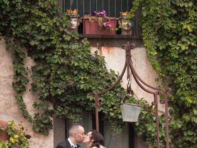 Il matrimonio di Fabio e Maria a Moio Alcantara, Messina 126