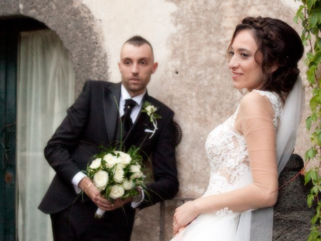 Il matrimonio di Fabio e Maria a Moio Alcantara, Messina 127