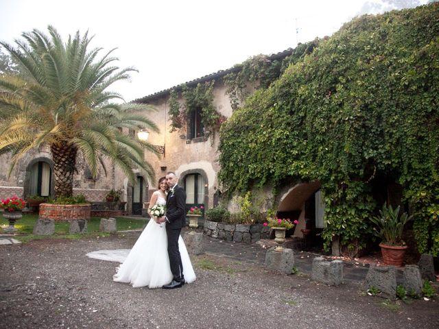 Il matrimonio di Fabio e Maria a Moio Alcantara, Messina 131
