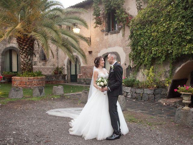 Il matrimonio di Fabio e Maria a Moio Alcantara, Messina 132