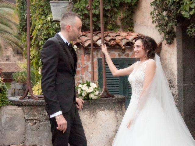 Il matrimonio di Fabio e Maria a Moio Alcantara, Messina 133