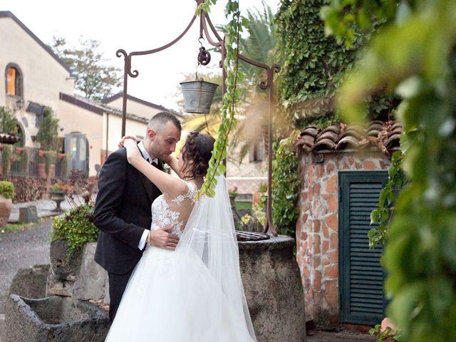 Il matrimonio di Fabio e Maria a Moio Alcantara, Messina 136