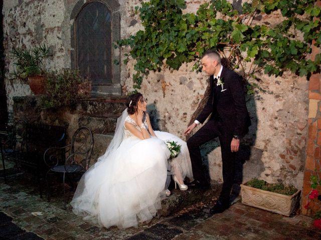 Il matrimonio di Fabio e Maria a Moio Alcantara, Messina 139