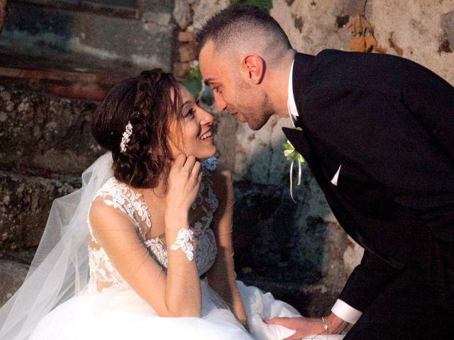 Il matrimonio di Fabio e Maria a Moio Alcantara, Messina 140