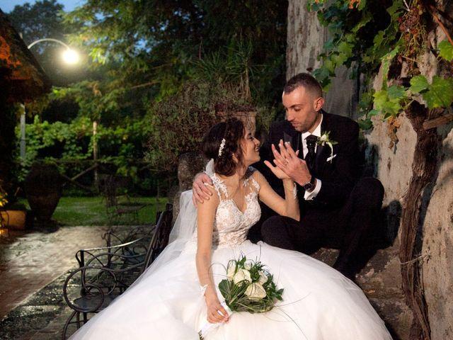 Il matrimonio di Fabio e Maria a Moio Alcantara, Messina 141