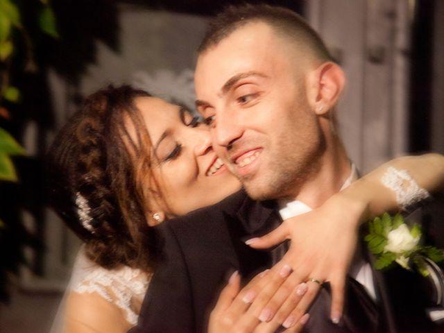 Il matrimonio di Fabio e Maria a Moio Alcantara, Messina 143