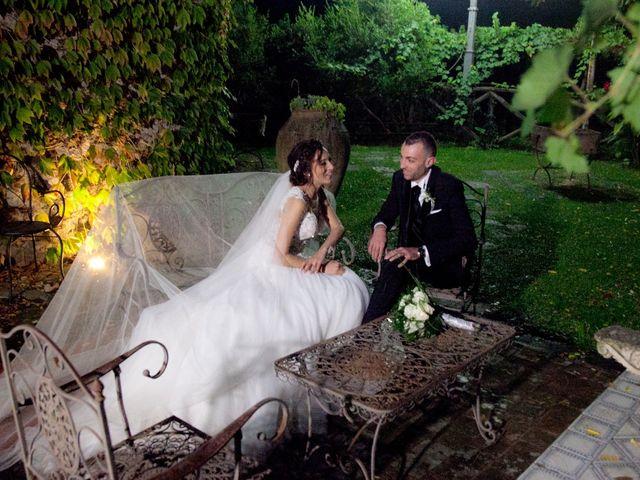 Il matrimonio di Fabio e Maria a Moio Alcantara, Messina 144