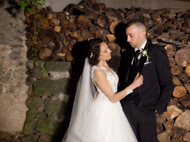 Il matrimonio di Fabio e Maria a Moio Alcantara, Messina 147