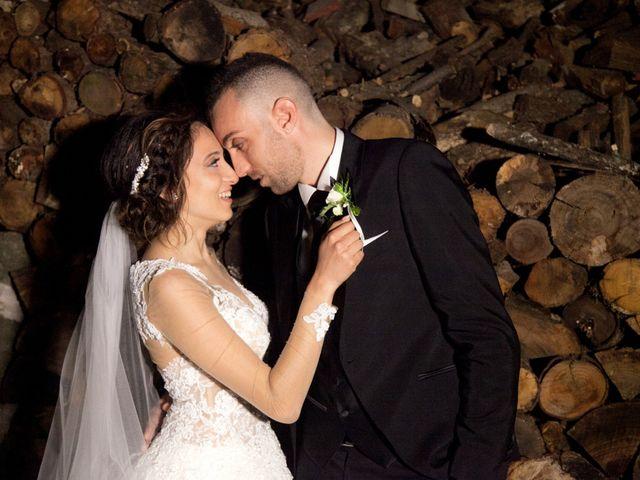 Il matrimonio di Fabio e Maria a Moio Alcantara, Messina 148