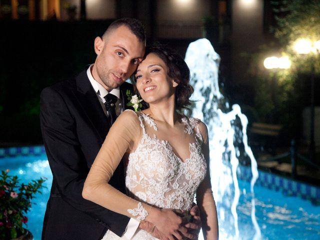 Il matrimonio di Fabio e Maria a Moio Alcantara, Messina 152