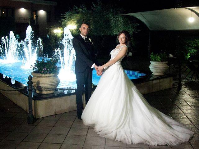Il matrimonio di Fabio e Maria a Moio Alcantara, Messina 153