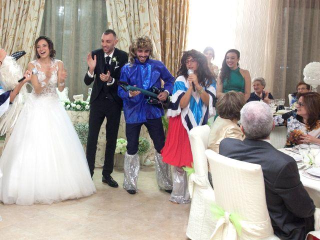 Il matrimonio di Fabio e Maria a Moio Alcantara, Messina 166