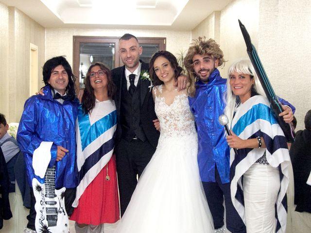Il matrimonio di Fabio e Maria a Moio Alcantara, Messina 171