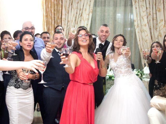 Il matrimonio di Fabio e Maria a Moio Alcantara, Messina 172