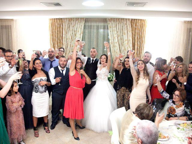 Il matrimonio di Fabio e Maria a Moio Alcantara, Messina 173