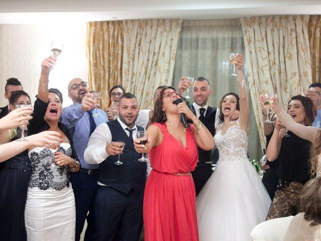 Il matrimonio di Fabio e Maria a Moio Alcantara, Messina 174