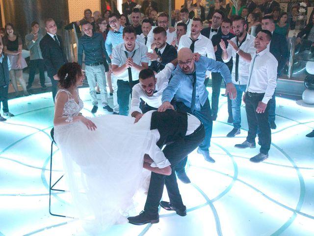 Il matrimonio di Fabio e Maria a Moio Alcantara, Messina 194