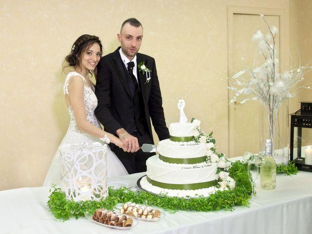 Il matrimonio di Fabio e Maria a Moio Alcantara, Messina 200